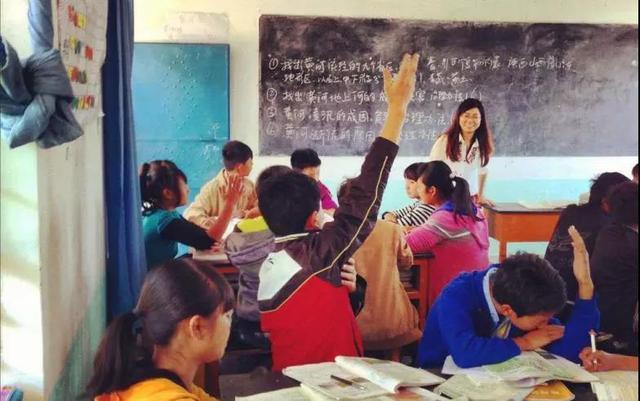 他们希望填补乡村学生生涯教育空白