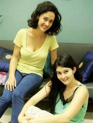 沙莎和阿里亚