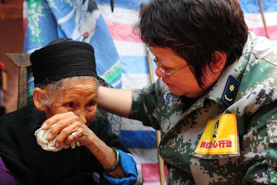 韩红:爱心不是一时情起,不是流几行热泪