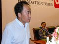 中华人民共和国民政部民间组织管理局副局长