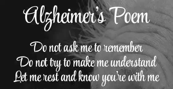 面对阿尔茨海默病,我们能做什么图片