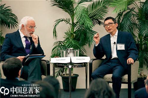 陈一丹:他不仅捐25亿港币设教育奖