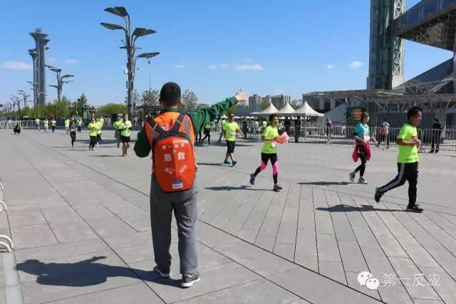 北京半程马拉松,赛道生命救援大揭秘