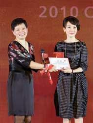 刘蔓的表妹、著名演员陈数,在刘蔓的影响下,也加入到真爱梦想的事业中来。