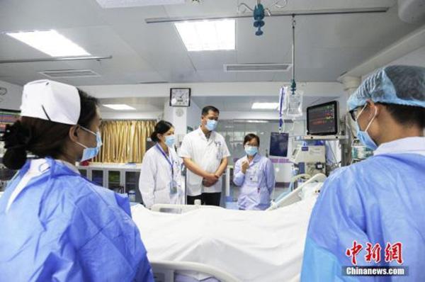卫健委:上半年中国公民逝世后自愿捐献达2999例