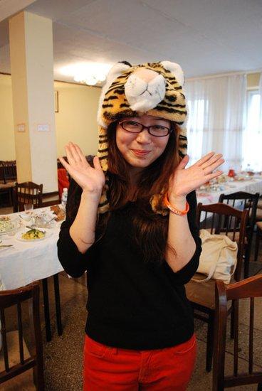 WWF虎保护青年论坛中国代表:杨晓晨