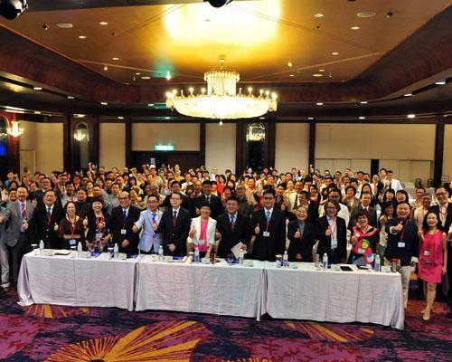 2015海峡两岸暨港澳慈善论坛在台北举办