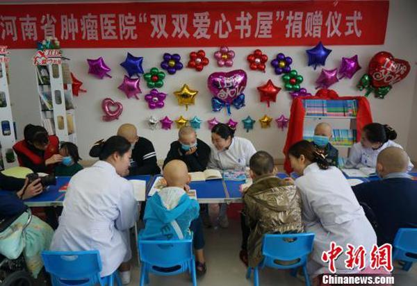 郑州护士捐奖金为病童
