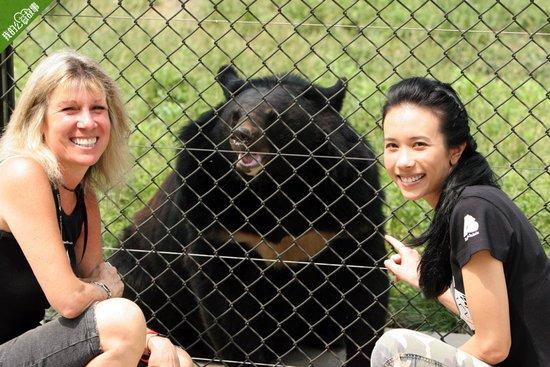 谢罗便臣:二十年救熊之路