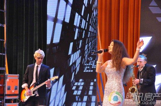 星聚金瑞·辉耀广安 金瑞国际携手KBC韩国城发布会盛大开幕