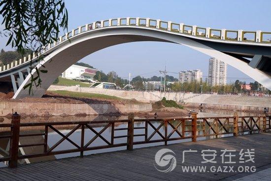 西溪河上添新桥