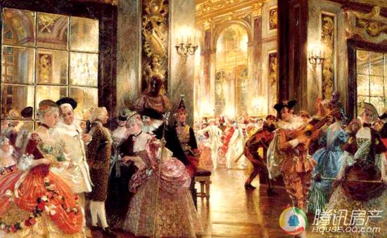 什么是贵族品质生活£¿鑫金庄园告诉你在广安也能如此享受£¡