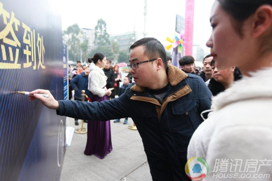 紫云台2期荣耀启航  再掀广安改善置业品质高度