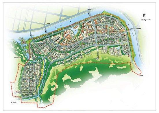 盘州市城区规划图_怀化市城区规划图