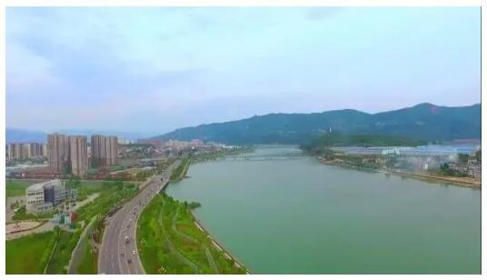 广元历史卫星图曝光:揭秘大广元15年生长史!