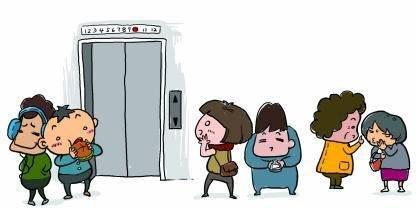 买房不看梯户比 当心等电梯等发疯!