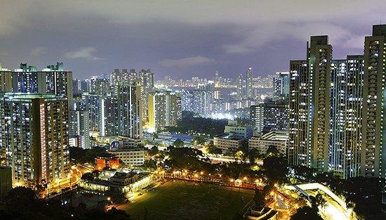 香港楼市连涨几个月后增速或将放缓