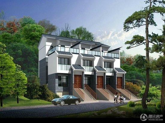 桂林12个景区盘96万/栋起享受别墅中的v景区吊顶别墅装修图片