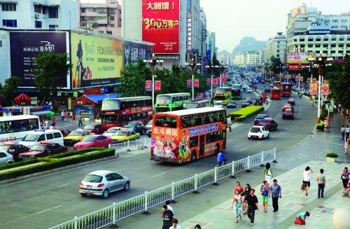 攻略黄金周吴江支招处临时停车位交警增多避国庆美食桂林图片
