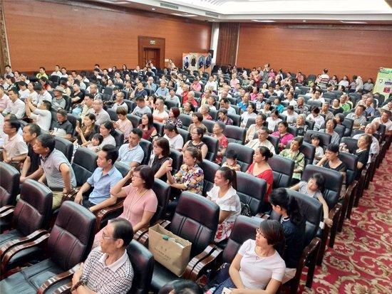 拥抱健康享受生活 桂林保健养生协会共享健康桂林