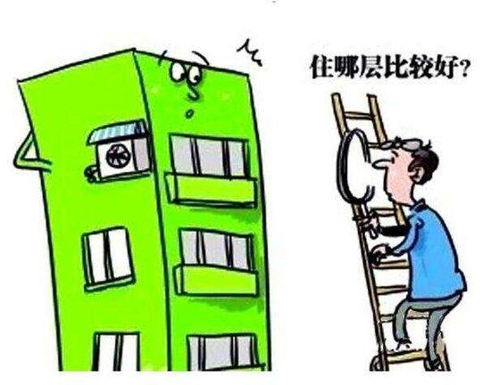大真探--买房害怕选的楼层噪音大?选这层就不会错
