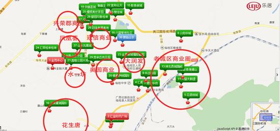 临桂区未来公路规划图