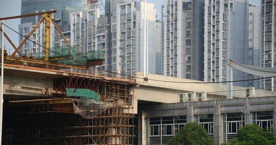 场桥结构设计图