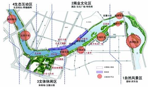 虞山公园景区地图