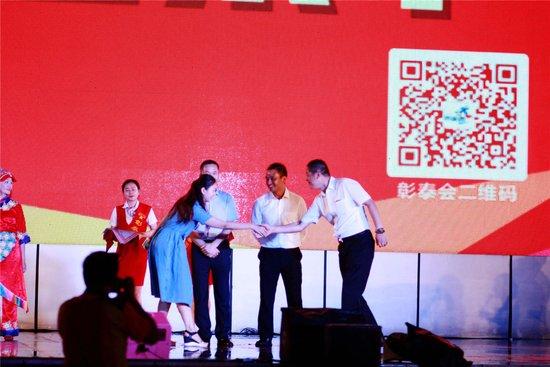 桂林暴雨也无法浇灭彰泰业主对艺术的追求