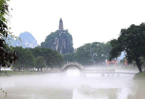 5138,雾气朦胧山水朦胧(原创) - 春风化雨 - 诗人-春风化雨的博客