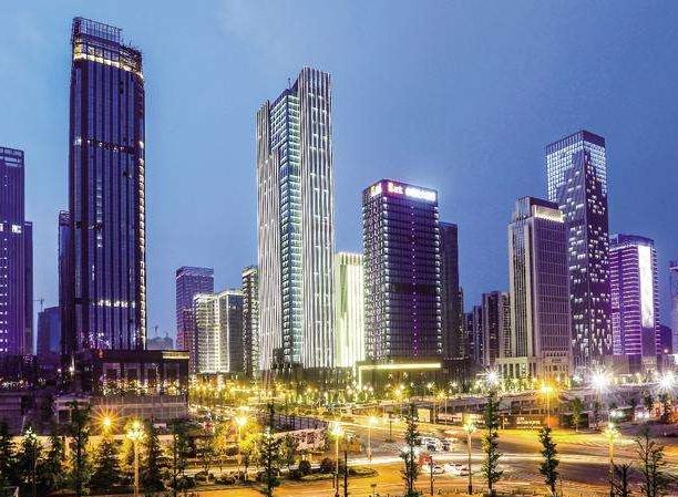 贵州金融城商务服务中心开放 将建商务服务模式
