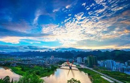 环保部发布1-7月全国空气质量状况 贵阳排名第十