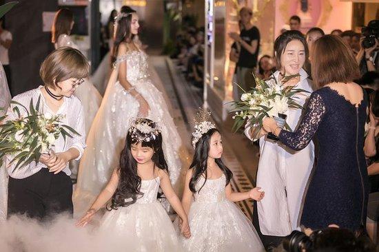 KIKI WONG:站在全球时尚的视角来定义贵阳新娘