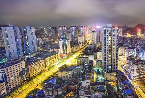 上半年省会城市GDP排行榜:广州最富 贵阳增速最快