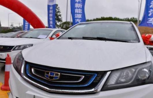 """吉利EV300贵阳上市,""""买车赠一环牌""""成卖点"""