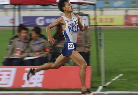 祝贺!男子5000米决赛贵州选手夺冠