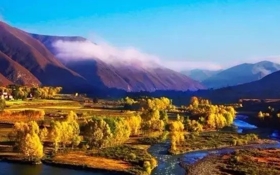 这里是国内屈指可数的摄影天堂,整个10月都被它惊艳到