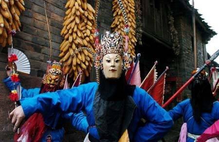 非物质文化遗产大型网络传播活动首站走进贵州