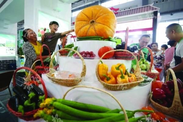 贵州山珍邂逅全球农产品 买农产尝美食 来农交会逛逛