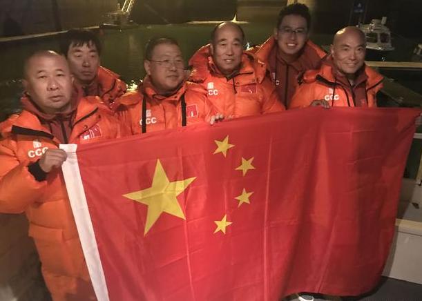 厉害了!贵州51岁游泳爱好者吕刚成功横渡英吉利海峡