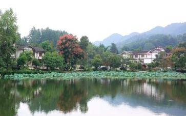 贵州省美丽乡村覆盖率达69% 3000多个村寨开展乡村旅游