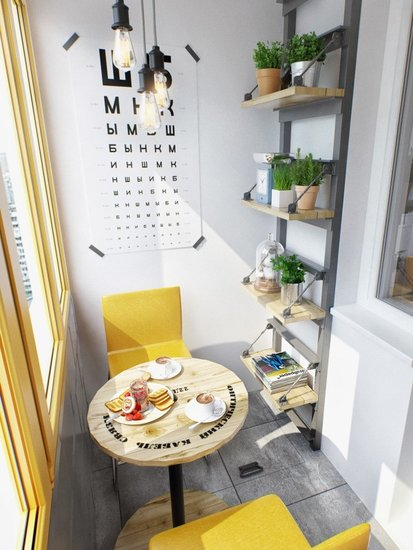 简约紧凑的一居室小户型家居设计图片案例