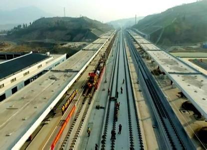 成贵铁路将于2019年开通 预计3小时可达贵阳