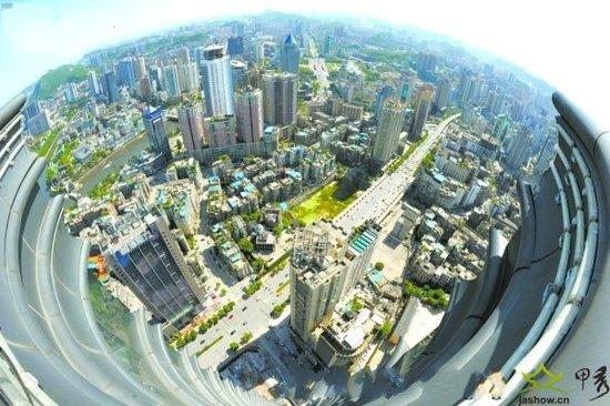 百花生态新城  打造贵阳城市新名片