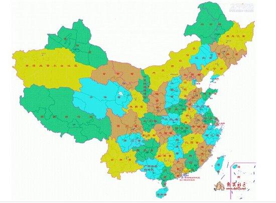 网传中国将重新进行行政区域规划 完全颠覆现状_房产_腾讯网