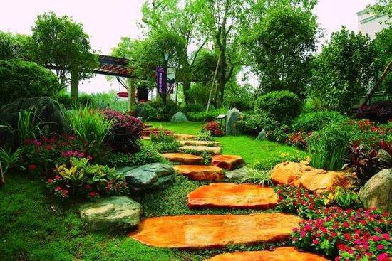 碧桂园·贵阳1号多重立体景观园林图片