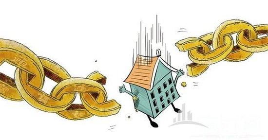 资金链承压房企转向信托融资 个别房企融资超12%