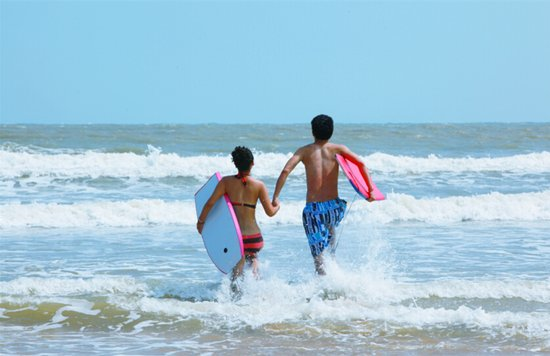 入住长岛蓝湾海景房 静享完美海岸生活