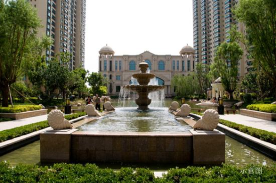 恒大中央广场:水岸新筑家 城市优生活