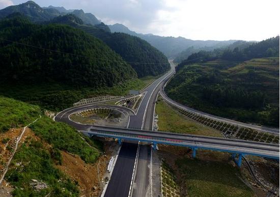 贵州高速公路三年会战即将收官